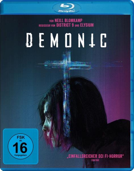Demonic (Blu-ray)