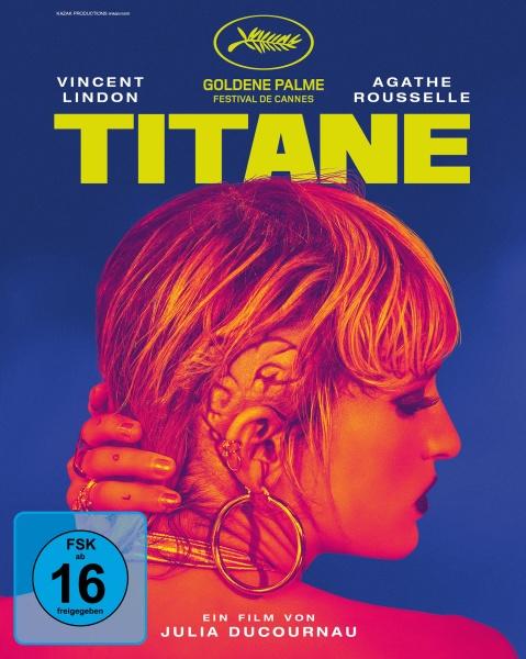 Titane (Blu-ray)