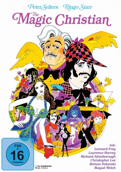 The Magic Christian (DVD)