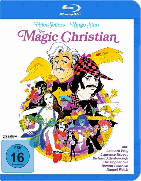 The Magic Christian (Blu-ray)