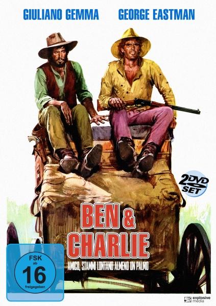 Ben & Charlie (2 DVDs)