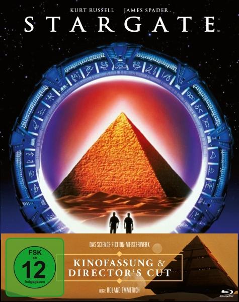 Stargate (Mediabook C, 2 Blu-rays)