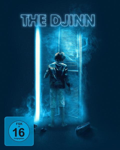The Djinn (Mediabook, Blu-ray+DVD)