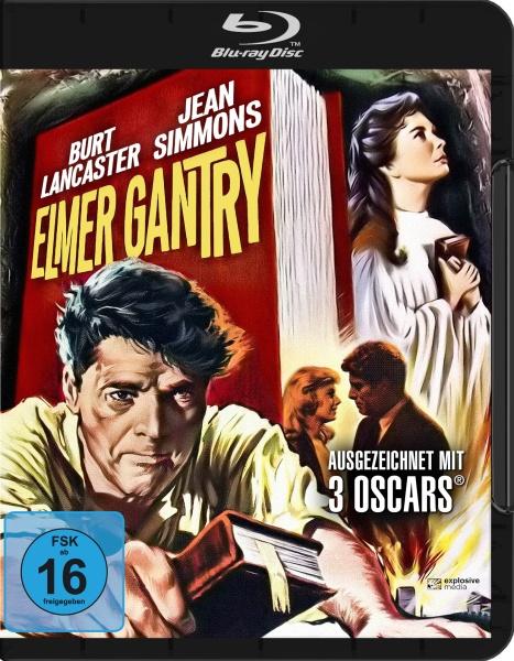 Elmer Gantry (Blu-ray)