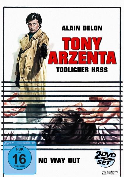 Tony Arzenta (Tödlicher Hass)(2 DVDs)