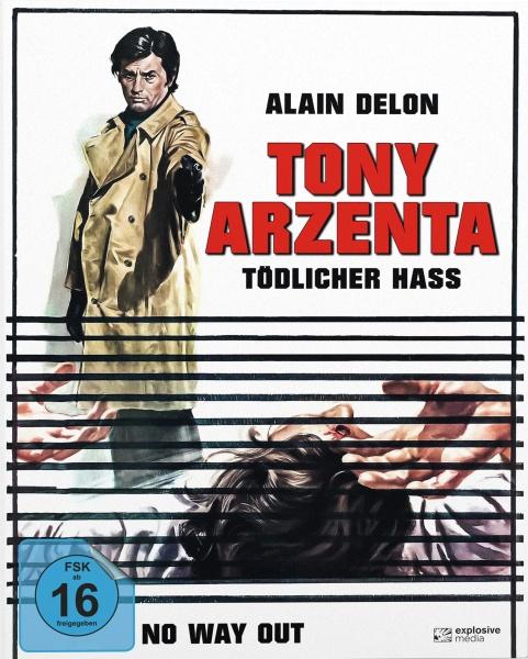 Tony Arzenta (Tödlicher Hass)(Mediabook A, 2 Blu-rays)