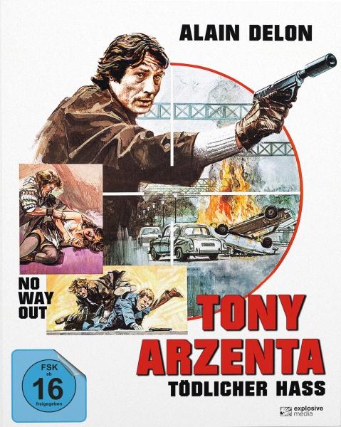 Tony Arzenta (Tödlicher Hass)(Mediabook B, 2 Blu-rays)