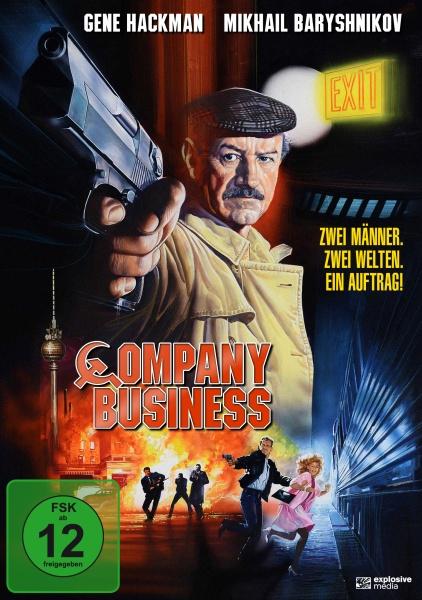 Company Business (DVD)