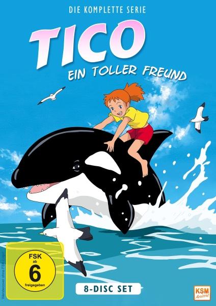 Tico - Ein toller Freund (8 DVDs)