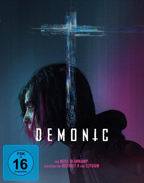 Demonic (Mediabook, Blu-ray+DVD)