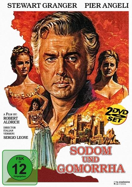 Sodom und Gomorrha (2 DVDs)