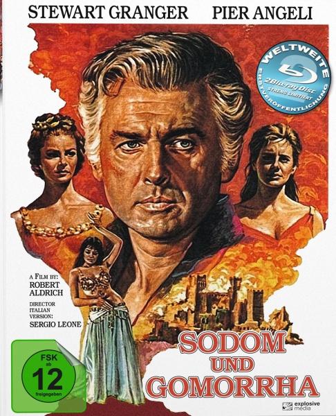 Sodom und Gomorrha (Mediabook A, 2 Blu-rays)