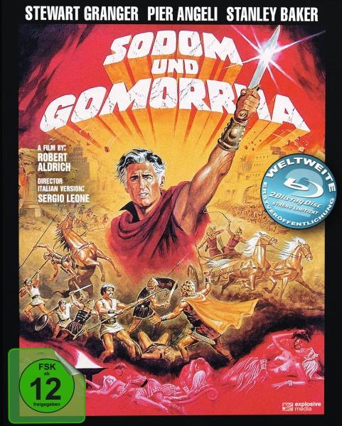 Sodom und Gomorrha (Mediabook B, 2 Blu-rays)