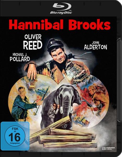 Hannibal Brooks (Blu-ray)