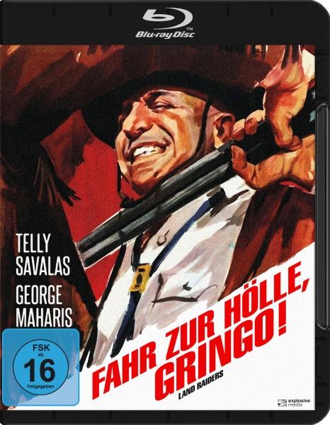 Fahr zur Hölle Gringo (Re-release) (Blu-ray)