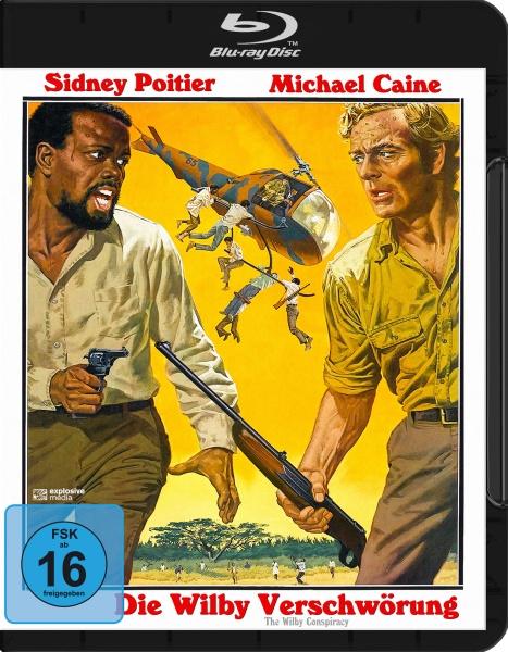 Die Wilby-Verschwörung (The Wilby Conspiracy) (Blu-ray)