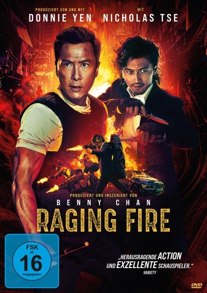 Raging Fire (DVD)