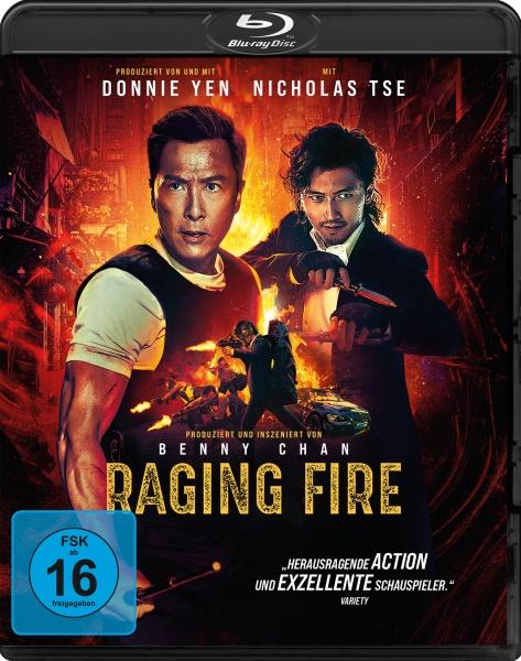 Raging Fire (Blu-ray)