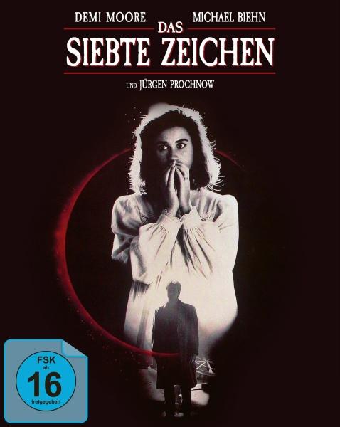 Das Siebte Zeichen (Mediabook, Blu-ray+DVD+Bonus-Blu-ray)