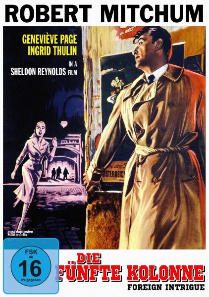 Die fünfte Kolonne (DVD)