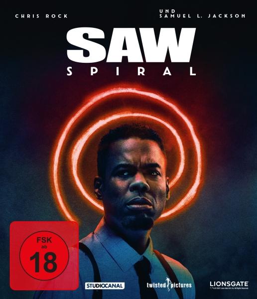 SAW: Spiral (Blu-ray)