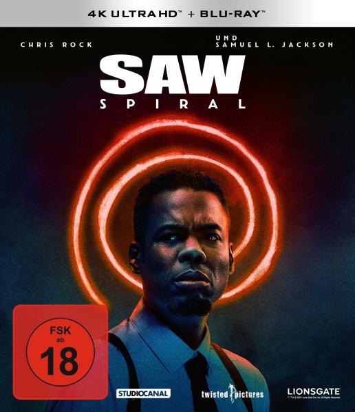 SAW: Spiral (4K Ultra HD+Blu-ray)