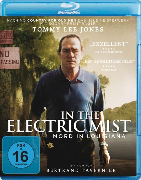 In the Electric Mist - Mord in Louisiana (Blu-ray)