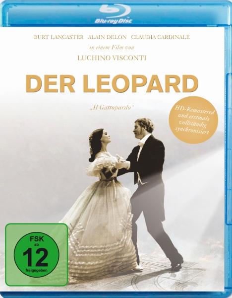 Der Leopard (Blu-ray)