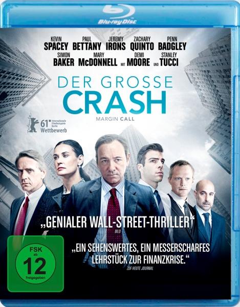 Der große Crash - Margin Call (Blu-ray)