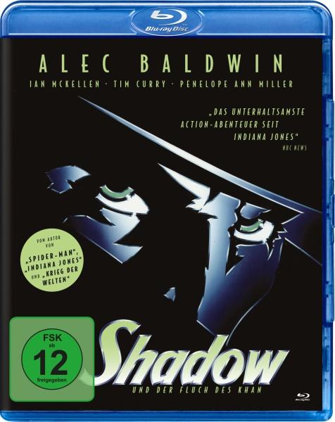 Shadow und der Fluch des Khan (Blu-ray)