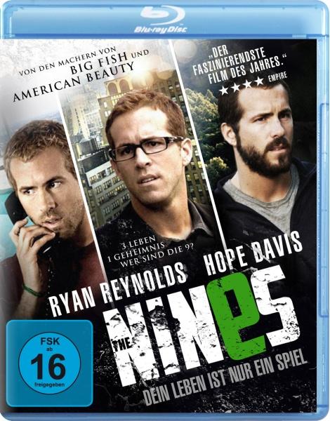 The Nines - Dein Leben ist nur ein Spiel (Blu-ray)