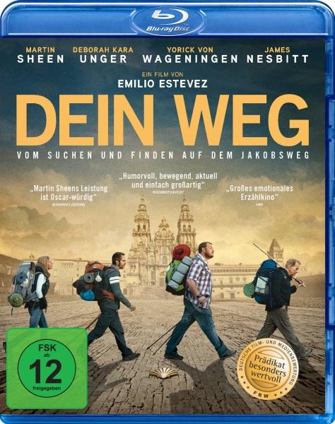 Dein Weg (Blu-ray)