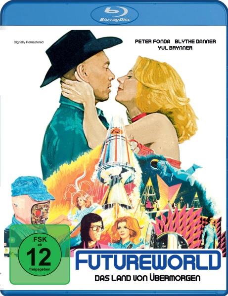 Futureworld - Das Land von übermorgen (Blu-ray)