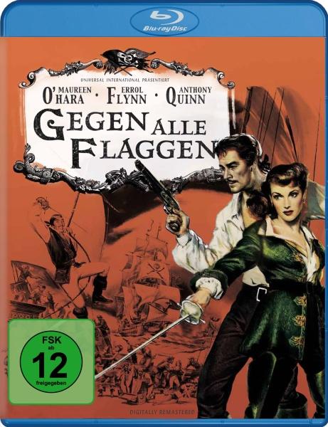 Gegen alle Flaggen (Blu-ray)
