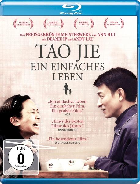 Tao Jie - Ein einfaches Leben (Blu-ray)