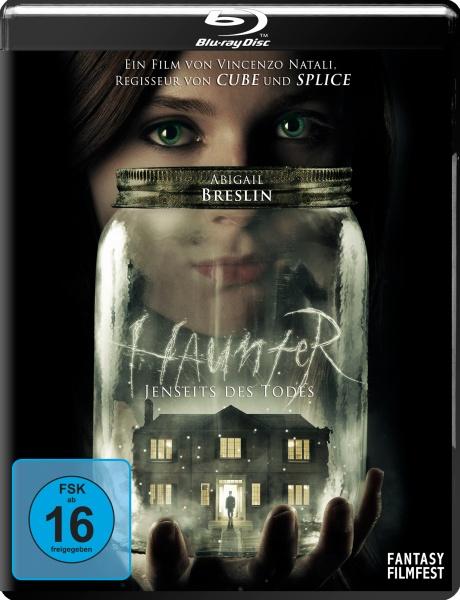 Haunter (Blu-ray)