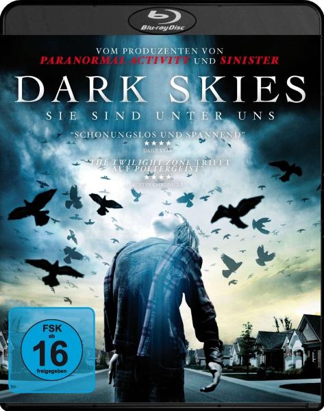 Dark Skies - Sie sind unter uns (Blu-ray)