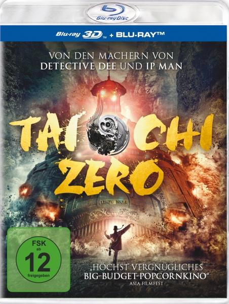 Tai Chi Zero (3D Blu-ray)