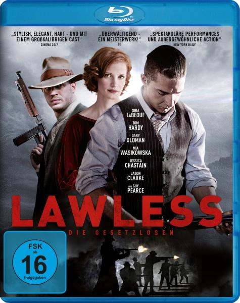 Lawless - Die Gesetzlosen (Blu-ray)