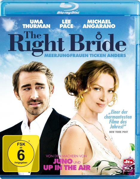 The Right Bride - Meerjungfrauen ticken anders (Blu-ray)