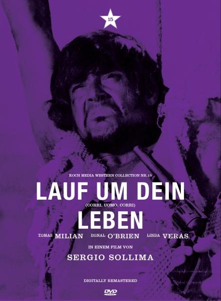 Lauf um dein Leben (Italo-Western Collection #15)