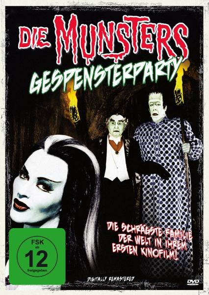 Die Munsters: Gespensterparty