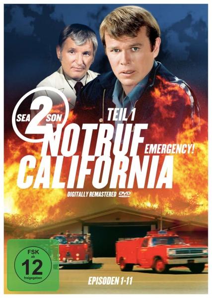 Notruf California - Staffel 2.1 (3 DVDs)