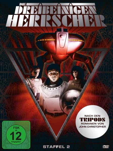 Die dreibeinigen Herrscher - Staffel 2 (3 DVDs)