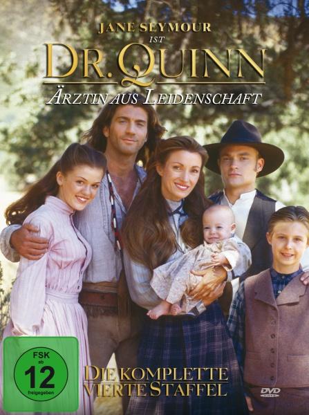 Dr. Quinn - Ärztin aus Leidenschaft Staffel 4 (7 DVDs)