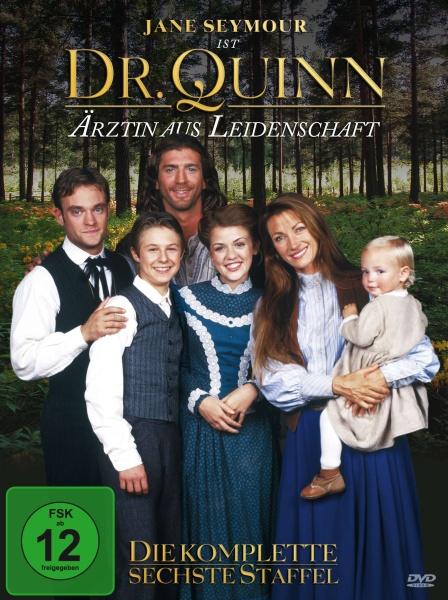 Dr. Quinn - Ärztin aus Leidenschaft Staffel 6 (6 DVDs)