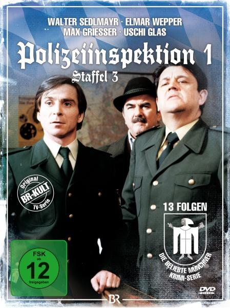 Polizeiinspektion 1 - Staffel 3 (3 DVDs)