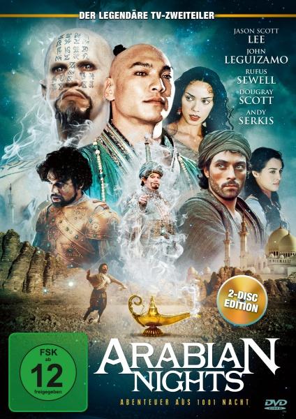 Arabian Nights - Arabische Nächte (2 DVDs)