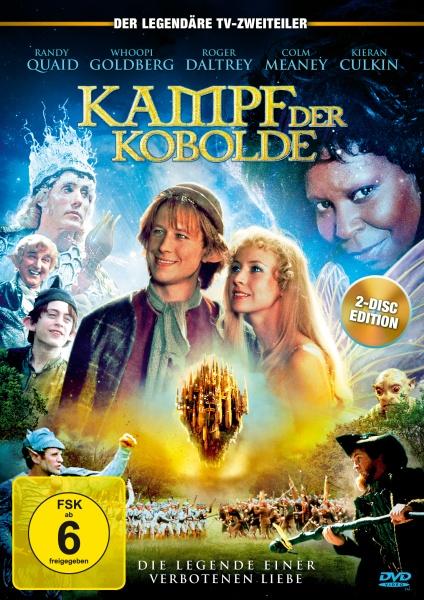 Kampf der Kobolde (2 DVDs)