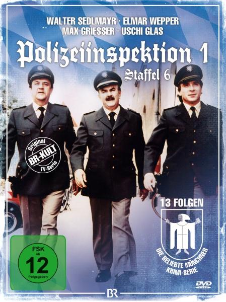 Polizeiinspektion 1 - Staffel 6 (3 DVDs)